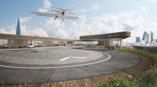 MAI Carbon unterstützt Flugtaxi Initiative