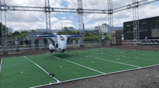 Japanisches Flugtaxi vorgestellt