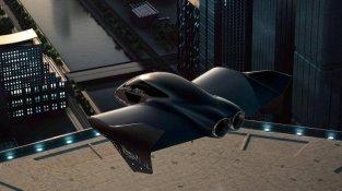 Boeing und Porsche entwickeln ein elektrisches Flugauto